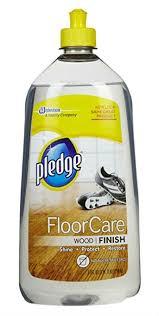 amazon com pledge floorcare wood finish floor cleaner 27 oz