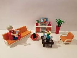 playmobil behagliches wohnzimmer 5332 a