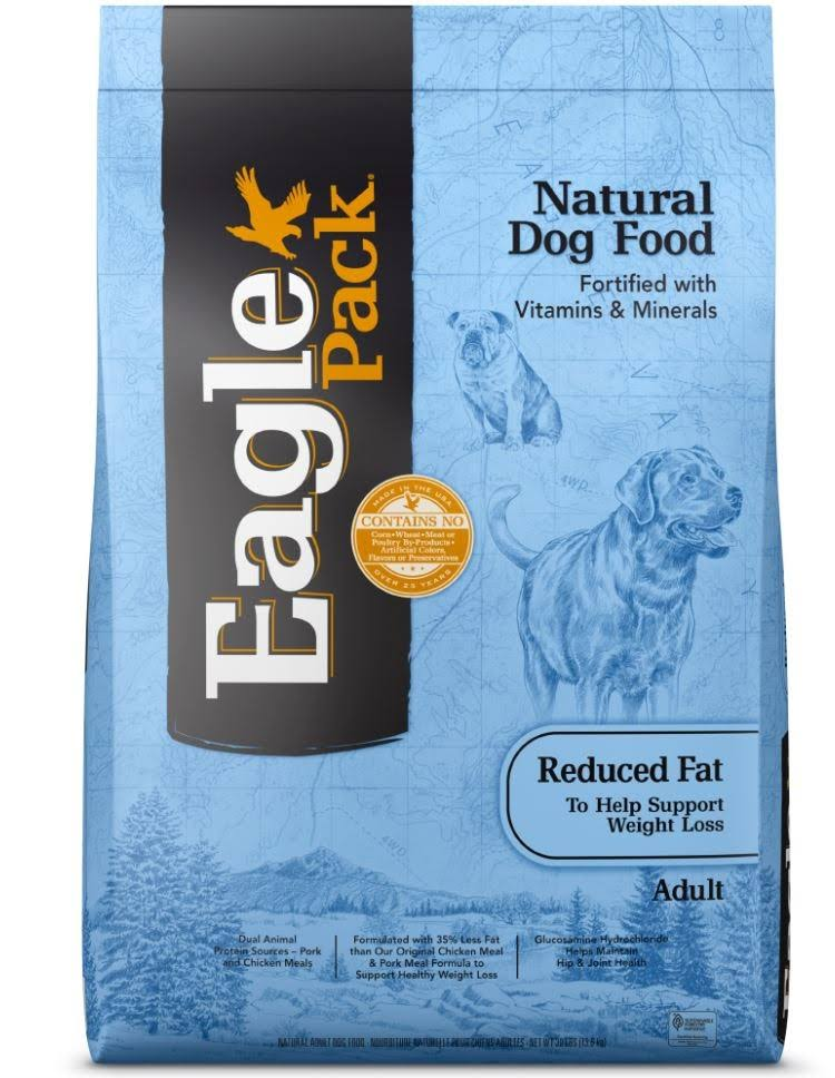 Eagle Pack Natural Dry Dog Food - Reduced Fat, 30lb