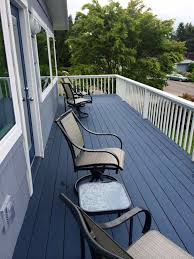 Behr Premium Deck Stain Solid by Deck Colors For Grey House Home U0026 Gardens Geek