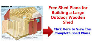 10x16 shed plans discover how to construct a diy shed