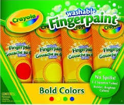 Crayola Bathtub Fingerpaint Soap Non Toxic by Buy Crayola 4ct Washable Fingerpaints Secondary In Cheap Price On