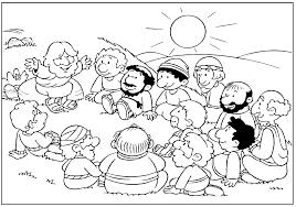 Imagenes Cristianas Para Colorear Dibujos Para Colorear De Los Doce