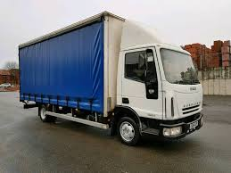 2004 IVECO EUROCARGO 75E17 170 BHP 5 SPEED MANUAL 20FT CURTAINSIDE ...
