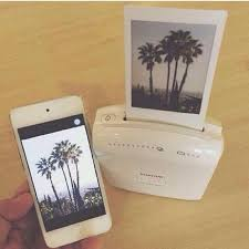INSTANT IPHONE PRINTER on The Hunt
