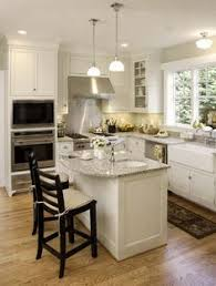 Kitchen Island Ideas Pinterest by L Shaped Kitchen With Island Layout Kitchen Layouts Layout And