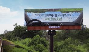 Mary Free Bed Grand Rapids Mi by Mary Free Bed Rehabilitation Hospital Outdoor Advert By Extra