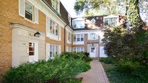 100 Maisonette Houses In The Evanston Illinois The Evanston IL
