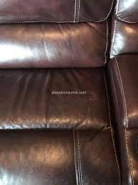 sofa mart cloud leather furniture color coming off furniture