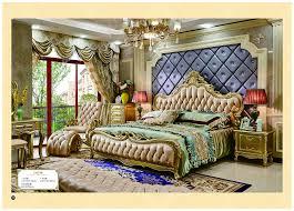 könig schlafzimmer set luxus teak holz geschnitzte möbel carving bett europäischen stil aus holz antike schlafzimmer möbel