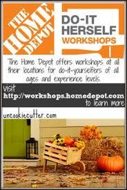 The Home Depot Do It Herself Workshop Monogram Wreath Video