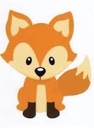 Kids Wall Art Woodland Animal Nursery Forest Animals Sly Fox