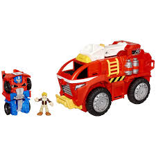 Amazon.com: Playskool Transformers Rescue Bots Heroes Electronic ...