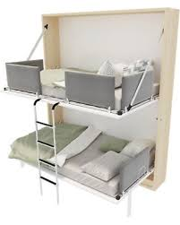 Twin White Bed by Savings On Multimo Pensiero Wall Bunk Bed Twin White Light Wood