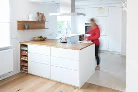 der ideale übergang küche zu wohnbereich nr küchen