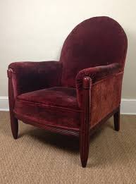 A Stylish Mahogany And Velvet Armchair C 1910 | 250166 ... A Stylish Mahogany And Velvet Armchair C 1910 250166 Wingback Chair For Elderly Interesting Most Comfortable Armchairs Fresh High Wing Back Ding Room Chairs 23341 Elsa And Ftstool Graham Green Loose Covers For Fniture Excellent Living Using Modern Great Upholstered Grey Armchair Chair Wing Back Fireside Duke Next Day Delivery From Wldstores Design History Why Do Have Wings Core77