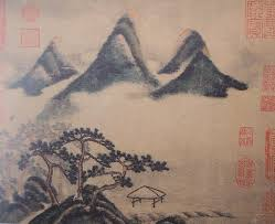 Paintings For Traditional Japanese Mountain