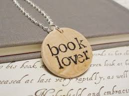 Badge Book Books Cute Letter Letters Love Lovely Lover Necklace Old
