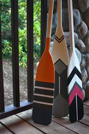 Decorative Wooden Oars And Paddles by 1000 Images About Oar Decor On Pinterest Paddles Cottages And