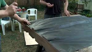 221 Pallet Garden Fabric