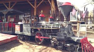 Bonnie Springs Halloween 2017 by Riding The Rails In The Old West Youtube