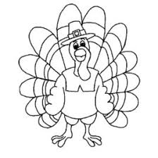 153 Free Printable Turkey Coloring Pages For The Kids