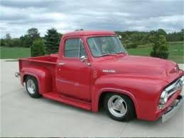 1954 Ford F100 For Sale | ClassicCars.com | CC-1084128 Sctshotrods American Made Ifs Chassis Components For Any Make Why Nows The Time To Invest In A Vintage Ford Pickup Truck Bloomberg Pin By Aaron Tokarski On Chevygmc Ad 3100 Trucks Chevy Trucks New And Used Dealer Monroe Hixson Automotive Of Lot F1201 1955 F100 Resto Mod Featured Move Over Raptor F250 Megaraptor Wants Play 1954 For Sale Classiccarscom Cc978631 134594 Youtube Old Accsories Modification Image 54 Customline Wiring Diagram Diagrams Best 15 Fabulous Photos Of Box Home Storage Shelving