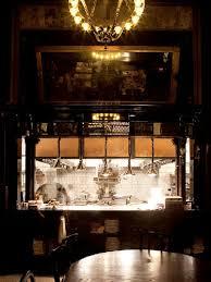 The Breslin Bar Menu by The Breslin