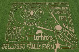 Pumpkin Patch Fredericksburg Va by Nasa Space Farm 7 And Nasa A Corn Maze Experience
