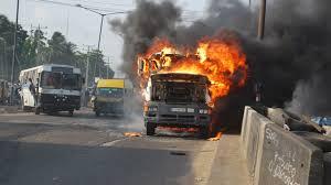 100 Truck Explosion Explosion In Lagos Daybreak News
