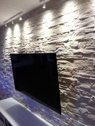 steinpaneele für das wohnzimmer stonestyler