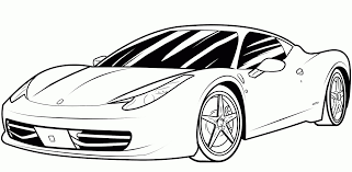 Extraordinary Police Car Coloring Pages Online Cars Games From