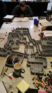 3d Printed Dungeon Tiles by 5e 3d Printed Dungeons