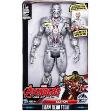 HomeTOYSMarvelMarvel Avengers Age Of Ultron Titan Hero Tech 12 Action Figure Add To Wishlist Loading