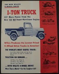 1954 Willys One Ton Truck ORIGINAL Sales Brochure Jeep Kaiser Chevrolet 1 Ton Truck 1954 Chevy 3100 2 Picckup 1965 Flatbed Ton 65 Chevy Truck Flickr Farm Skunk River Restorations Delivery Rates Mifflintown Equipment Rental 1956 4400 Farm 12 Box W Hoist Straight 6 Bed Cargo Unloader Nissan 4w73 Aka Teambhp Trends 1ton Challenge Introduction 1948 Intertional Harvester Ih Kb3 One Large Fifth Wheel Creation Vehicle With A White Dodge One Any Thoughts Or Experience Toyota Duallies Grassroots 1992 Gmc Sierra One Ton Truck V10 For Fs17 Farming Simulator 17