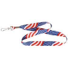 The Hillman Group USA Flag Lanyard The Home Depot