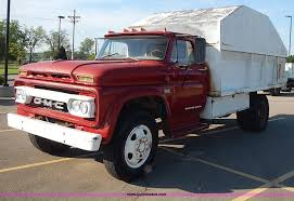 100 1966 Gmc Truck GMC 4000 Dump Bed Truck Item J3223 SOLD June 11 Ve