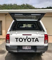 100 Top Gear Toyota Truck Episode 4WD Canopie Ute Rental 1300 Hire Cairns