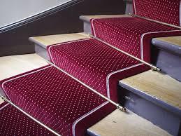 agréable installation de tapis dans escalier 7 pose de sisal par