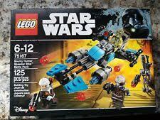 boite neuve lego wars 75167 bounty speeder bike
