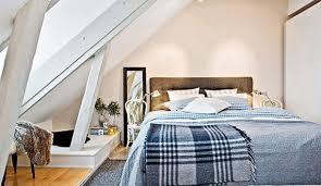 das kleine schlafzimmer in dachgeschosswohnung die vorteile