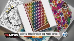 Coloring Books For Adults Help You De Stress