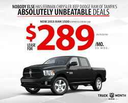Ferman CJD Tampa (@FermanCJDTampa)   Twitter New Ram 2500 Deals And Lease Offers Dodge Truck Leases 2017 Charger Month At Fields Chrysler Jeep 1500 Four What Ever Happened To The Affordable Pickup Feature Car Best 2018 31 Cool Dodge Truck Rebates Otoriyocecom 66 D100 Adrenaline Capsules Pinterest Mopar Larry H Miller Riverdale 2019 Refined Capability In A Fullsize Goanywhere Latest Ram 199 Per Month Lease 17 Sheboygan Ferman Cjd Tampa Fermancjdtampa Twitter The Worlds Newest Photos Of Logo Ram Flickr Hive Mind