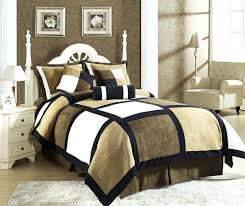 Queen Size Batman Bedding by 9 Piece Queen Arroyo Black And White Bedding Comforter Set