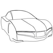 The Lamborghini Reventon Car Color To Print
