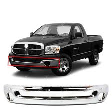 Amazon.com: MBI AUTO - Chrome Steel, Front Bumper Face Bar For 2002 ... 201517 Ford F150 Heavy Duty Full Guard Winch Bumper New Front Gator Covers Enforcer Mesh Skins 2017 Raptor Rogue Racing Dt Roundup To Diesel Tech Magazine Br5 Replacement From Go Rhino Custom Trucks Pickup Truck Bumpers Defender Alinum And Discount Fusion 31996 Fordf150 Dakota Hills Accsories Gmc Frontier Gear Width Hd With Brush Toyota Recalls 79000 Pickups Steps In Bumper Could Break Q13 Fox Amazoncom Mbi Auto New Complete Chrome Rear Step Assembly