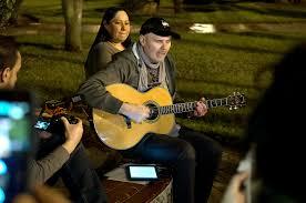 The Smashing Pumpkins Thirty Three by Billy Corgan Surprises Laredoans With Impromptu Set At San Agustin