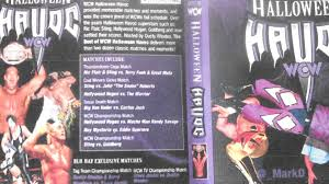 Halloween Havoc 1995 Osw by The Best Of Halloween Havoc Wcw Dvd Youtube