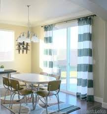 Black And White Striped Curtains by Wide Striped Curtains Foter