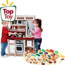 Step2 Kitchens U0026 Play Food by Step2 Custom Kitchen U0026 Play Food Set Value Bundle Arts And